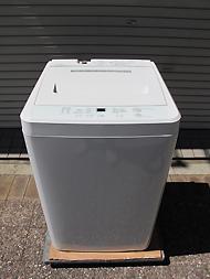 無印良品 全自動洗濯機. ASW-MJ45(三洋製) 2010年製 4.5kg 説明書なし 4年間使用 ステンレス槽 抗菌 11,800円(税別)  店内に展示中 詳しくはこちらから
